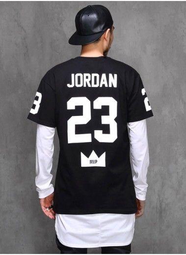 Mens Jordan 23 1/2 T-Shirt at Fabrixquare $26.00