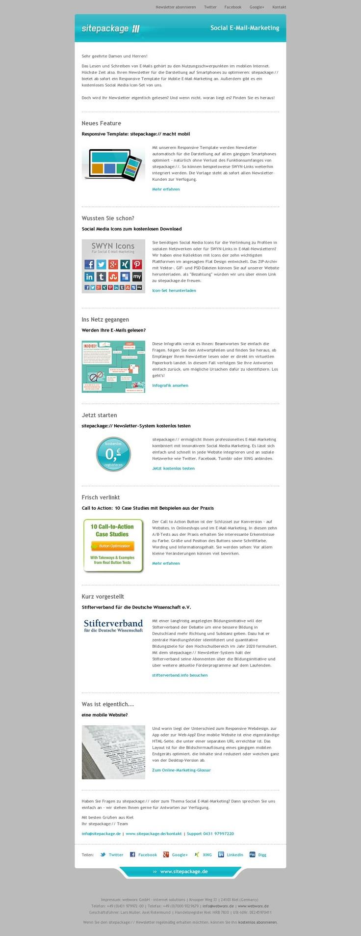 Die besten 25+ kostenlose Newsletter Vorlagen Ideen auf Pinterest ...