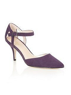Ursula court shoes