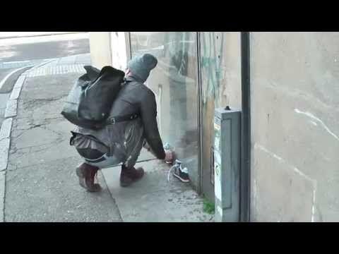 FILA Sneakers Hijacks Banksy Street Art in London