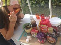Manger des aliments dégoûtants, anniversaire Koh-lanta