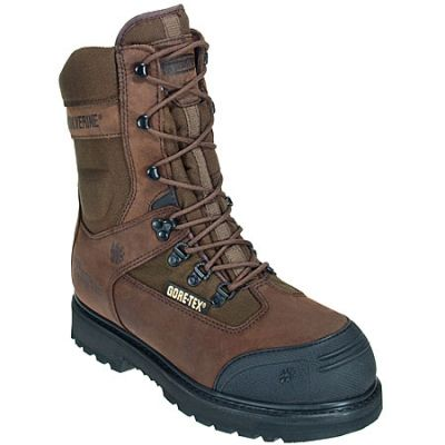 Wolverine Boots Men's Big Sky 5551 Gore-Tex Insulated Composite Toe Bo