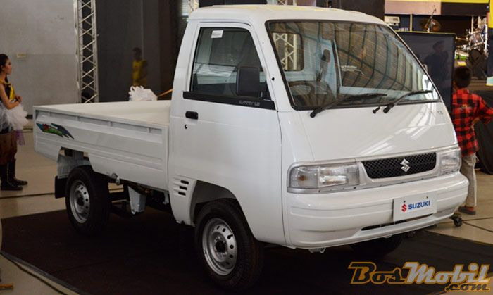 Suzuki Dominasi Penjualan Pick Up Low Indonesia
