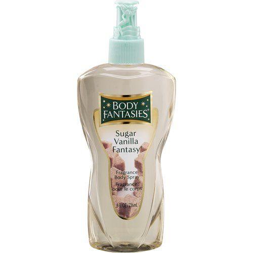 Warm Vanilla Sugar Perfume Mist