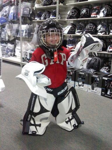25+ best ideas about Hockey goalie equipment on Pinterest ...