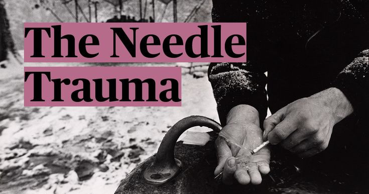 The Needle Trauma | Tages-Anzeiger