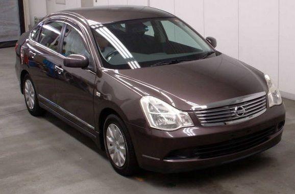 Car ID = SAF- 1576 Nissan Sedan 2009 NISSAN BLUEBIRD SYLPHY 20S 25,Kkms 2000cc USD $4060 F.O.B. contact saffrangroupnz@gmail.com Bluebird Sylphy,Japanese Used Car Exporter | SAFFRAN INTERNATIONAL