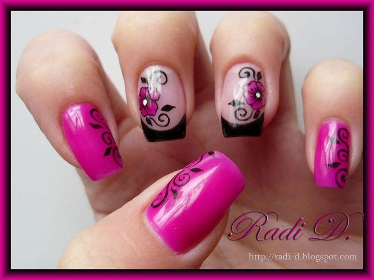 549 best lindas images on pinterest nail art nail designs and its all about nails nail nails nailart prinsesfo Image collections