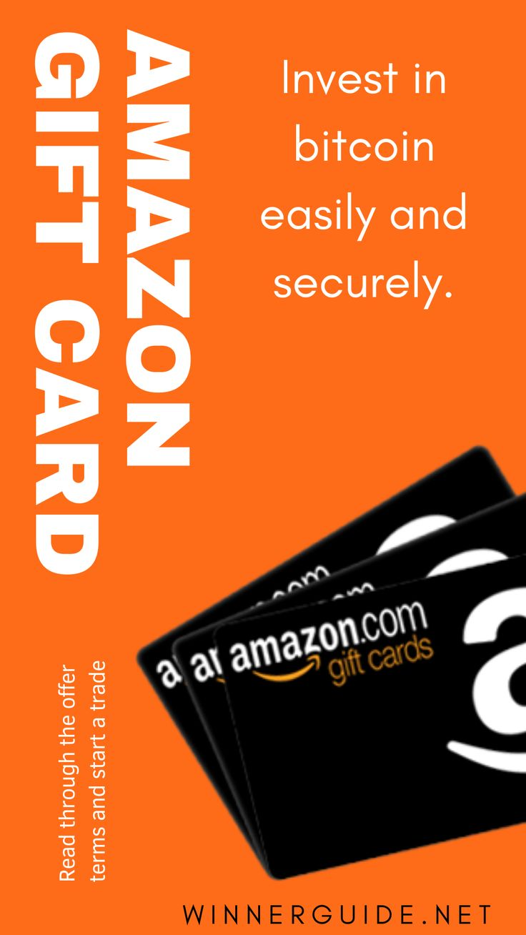 How To Buy Bitcoin Using Amazon Gift Card