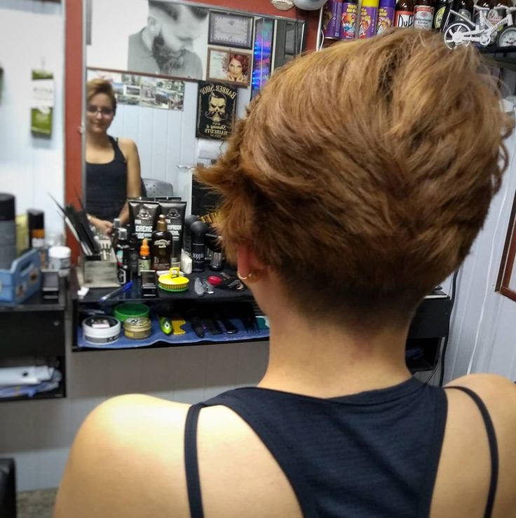 Natürlich ist der Friseursalon auch für sie !!!