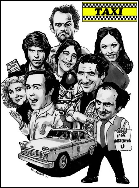 Image detail for -Taxi - TV Show Images