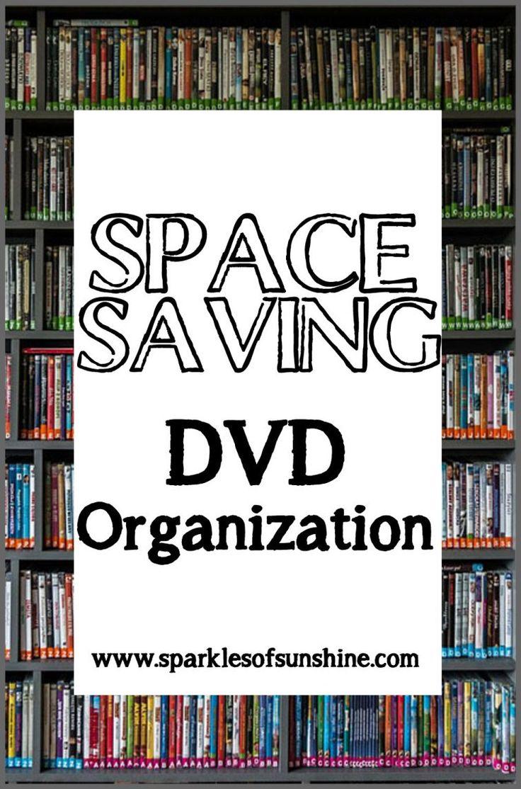 Space Saving Dvd Storage Best 25 Dvd Organization Ideas On Pinterest Dvd Storage