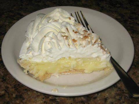 nike air mogan mid id shoe tags Bluebonnet Cafe Coconut Cream Pie | Recipe | Coconut Cream Pies, Coconut Cream and Cream Pies