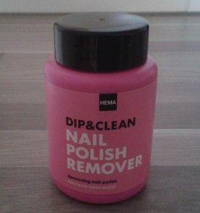 Handige nagellak remover bij HEMA   Beautyadvies.com