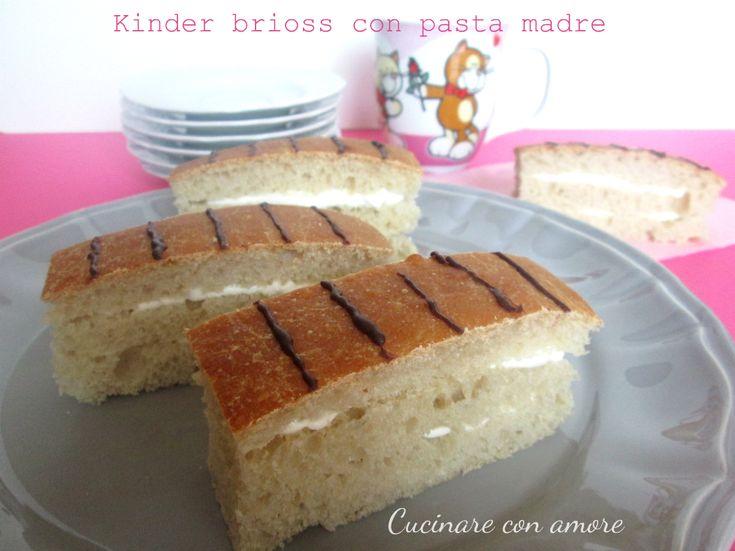Kinder+brioss+con+pasta+madre