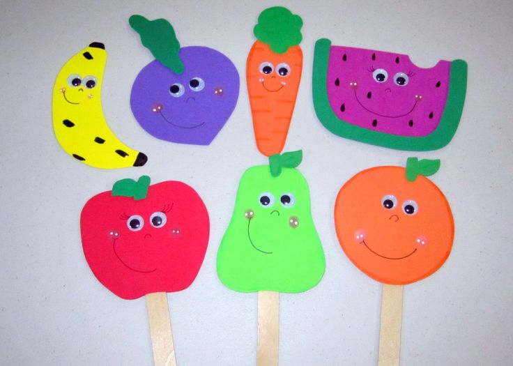 Foam Pumpkin Craft Ideas