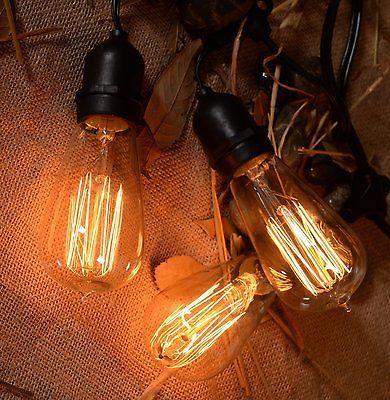 Best 25+ Vintage String Lights Ideas On Pinterest | String Lighting,  Outdoor Light Bulbs And Vintage Nautical Bathroom
