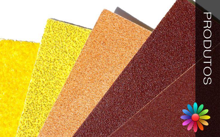 As lixas são uma das ferramentas mais utilizadas no pré-acabamento dos trabalhos de pintura. São utilizadas para nivelar as superfícies e aumentar a aderência das tintas à superfície, polir madeiras,