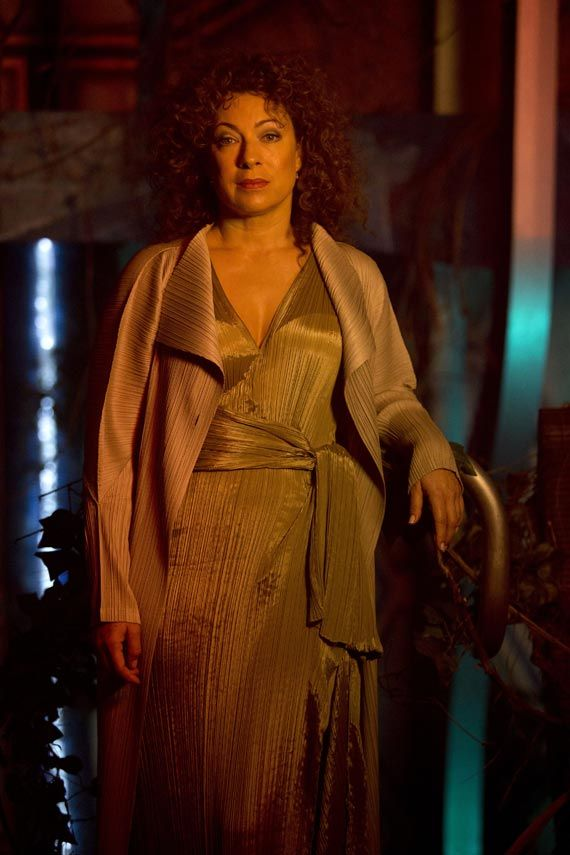 Alex Kingston Doctor Who Series 7