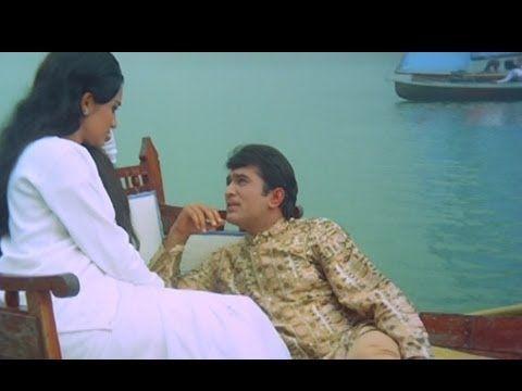 Jis Gali Mein Tera Ghar - Romantic Song - Rajesh Khanna &  Asha Parekh - Kati Patang