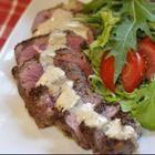 Beef fillet steak with green peppercorn sauce recipe - Allrecipes.co.uk