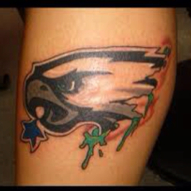 17 best images about philadelphia eagles tattoos on pinterest ink fan tattoo and awesome tattoos. Black Bedroom Furniture Sets. Home Design Ideas