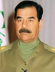 1958 Iraqi President Saddam Hussein overthrows monarchy