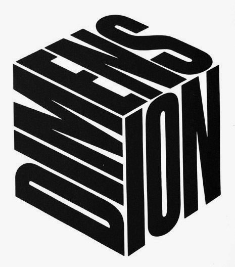 Herb Lubalin — Dimension — Designspiration