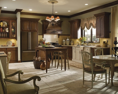 Kitchen and Bath Cabinetry on Pinterest  Cherries, Medallion cabinets