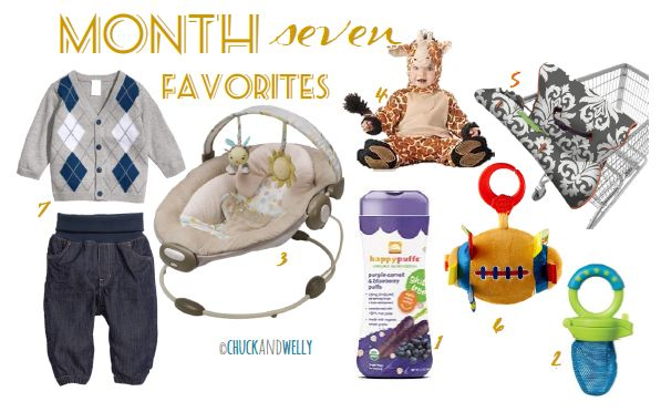 Which Foods To Carry For  Month Baby