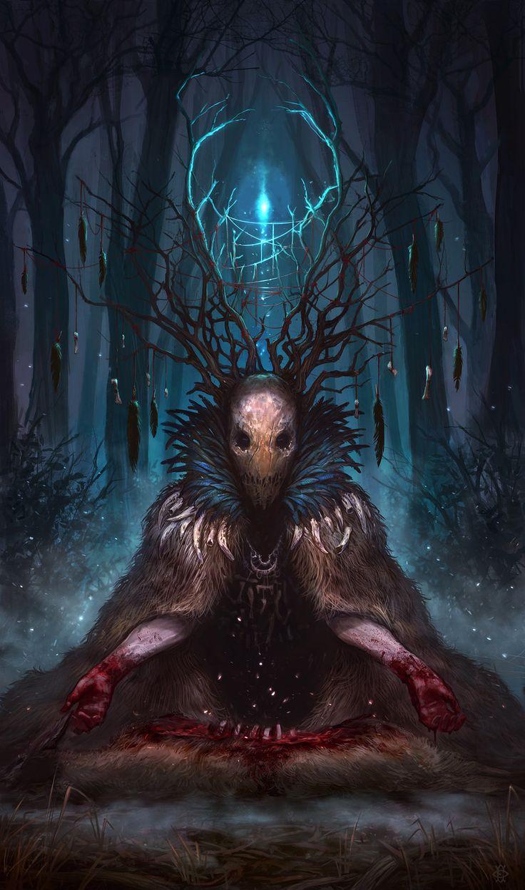 Guardian of Chaos by Arsfeb.deviantart.com on @deviantART