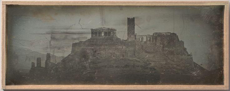 https://flic.kr/p/T3SXjC | Δυτική άποψη της Ακρόπολης | Joseph-Philibert Girault de Prangey (French, 1804–1892) Δαγγεροτυπία, 1842 THE MET www.metmuseum.org/art/collection/search/702991 ZOOM: images.metmuseum.org/CRDImages/ph/original/2016.92_EDIT.jpg