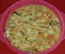 Recipe Chicken, Vegetable and Noodle Soup by Craig Aspinall - Recipe of category Soups
