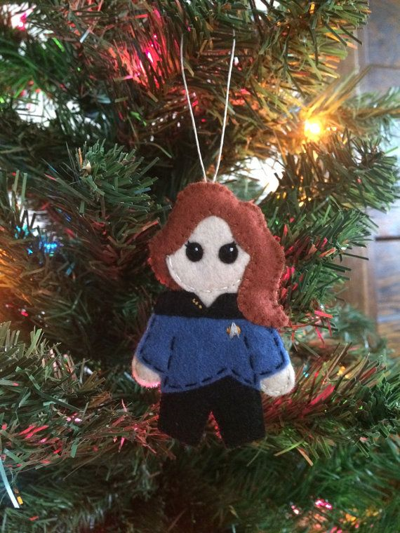 260 best Star Trek Christmas images on Pinterest | Trekking, Star ...
