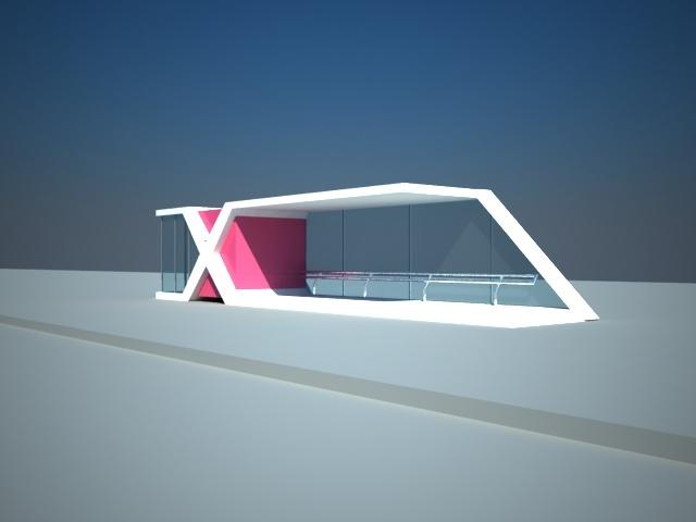 Bus shelter concept