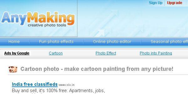 AnyMaking - Photo editing online, Free photo edit, Fun photo editing, AnyMaking free online photo editing