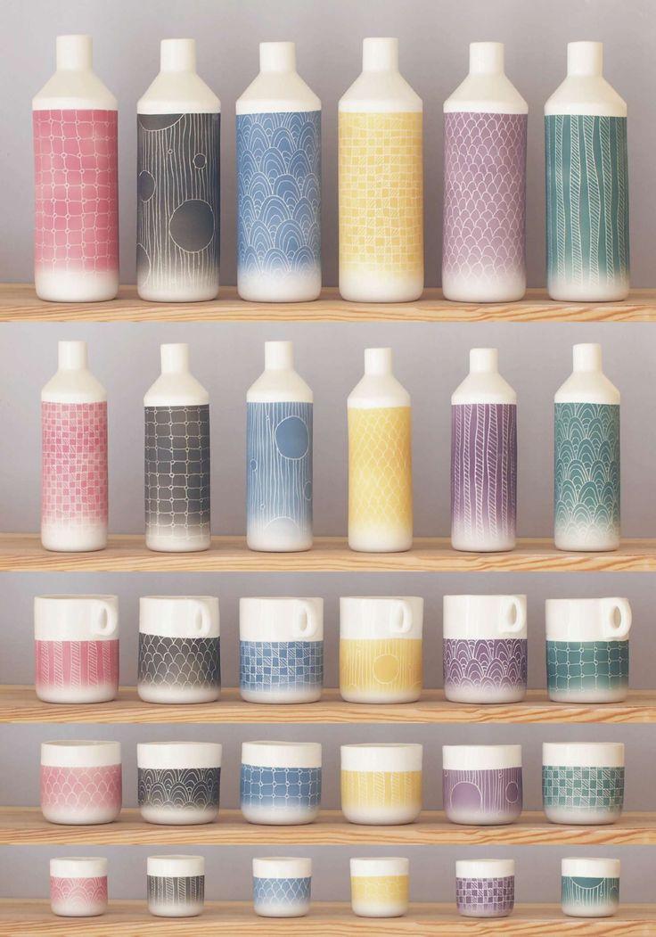 les 11 meilleures images du tableau design sur pinterest porcelaine valise en carton et valises. Black Bedroom Furniture Sets. Home Design Ideas
