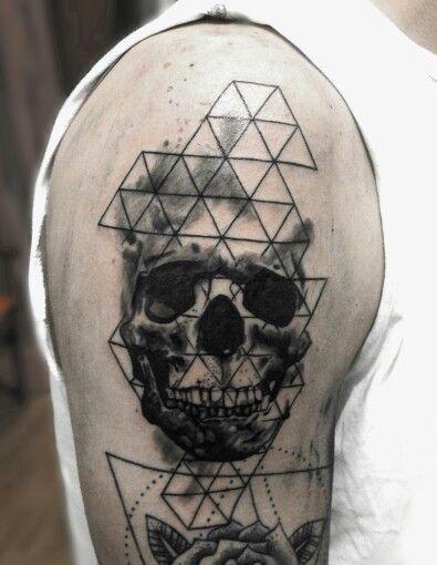 #skulltattoo by BROLIN KOSTA