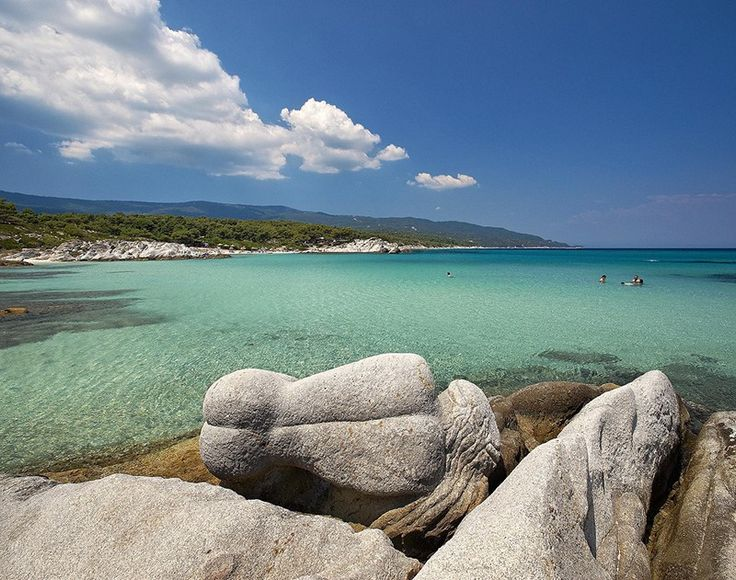 Χαλκιδική: Οι 40 καλύτερες παραλίες της