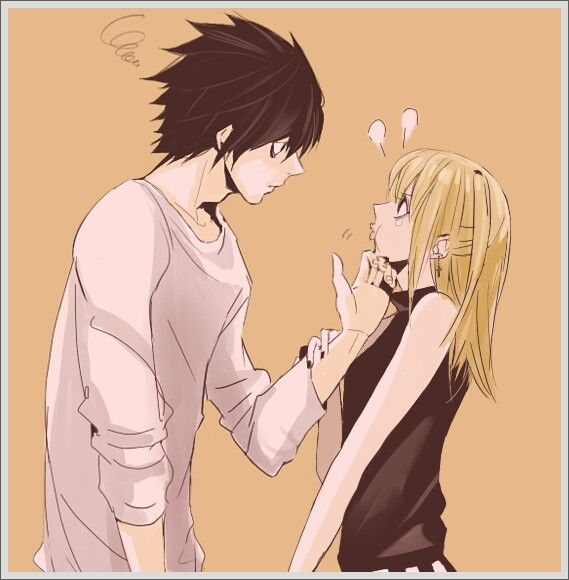 L and Misa