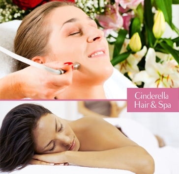 $49 for a Microdermabrasion & Light Therapy Treatment Plus 30-Minute Massage at Cinderella Hair & Spa (Value 185)  http://www.socialshopper.com/vancouver_2249