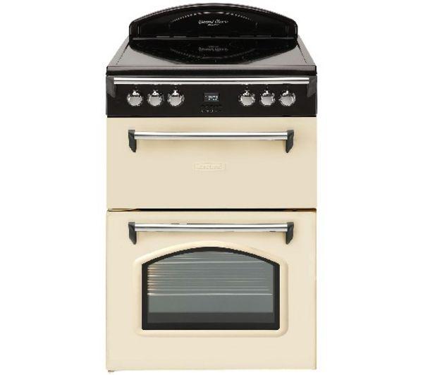 vintage electric range double ovens | LEISURE GRB6CVC A Energy Class Mini Electric Range Cooker