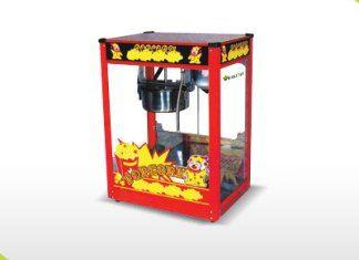 Teknik Cepat Pembuatan Popcorn Dengan Mesin Popcorn