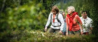 Besök våra fina vandringsleder i Simlångsdalen