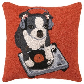 I pinned this from the Reigning Cats & Dogs - Tail-Wagging Pillows, Tea Towels & Clocks event at Joss and Main!