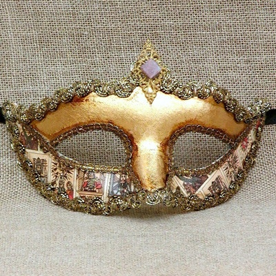 Colombina Crown Gold Duo