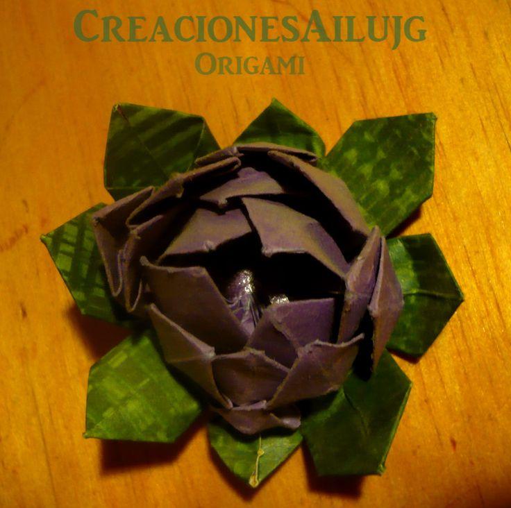 ORIGAMI/ creacionesailujg8.webnode.es