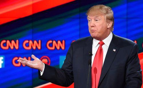 Трамп назвалCNN, The New York Times иNBC врагами американского народа http://mnogomerie.ru/2017/02/18/tramp-nazval-cnn-the-new-york-times-i-nbc-vragami-amerikanskogo-naroda/  Дональд Трамп заявил, чтоNew York Times,ABC, CNN идругие крупнейшие американские СМИ являются врагами длявсех американцев. Ранее он неоднократно обвинял их втом, чтоони распространяют недостоверную информацию Президент США Дональд Трамп заявил, чтокрупнейшие американские СМИ являются врагами длявсех жителей…
