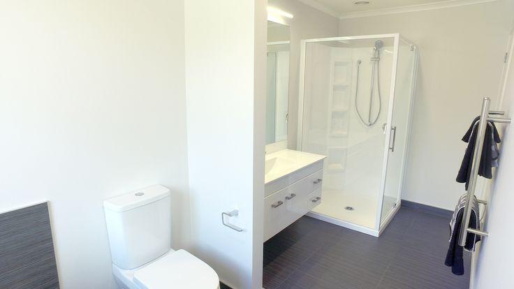 Winstone Wallboards: 10mm Aqualine GIB to complete bathroom areas