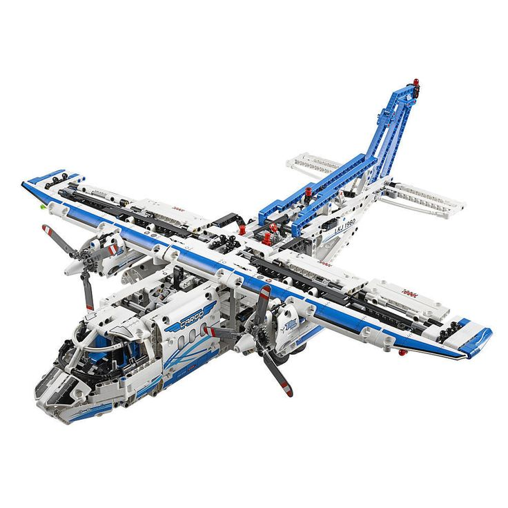 LEGO Technic Cargo Plane 42025 #LEGO